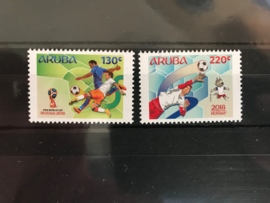 ARUBA 2018 SERIE VOETBAL FIFA ++ S 305