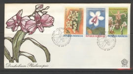INDONESIË 1977 FDC 43