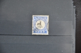 1894 PORT P14 GESTEMPELD ++ P 260