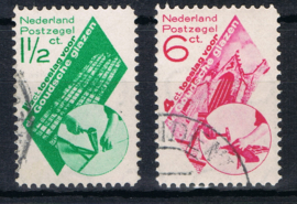 NEDERLAND 1931 NVPH 238-239 GEBRUIKT ++ L 471