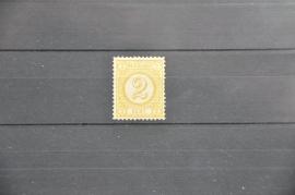 NEDERLAND 1876 NVPH 32 ONGEBRUIKT ++ 0 059