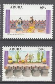 ARUBA 2001 NVPH SERIE 264