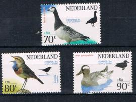NEDERLAND 1994 NVPH 1598 VOGELS ++ B 527