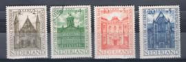 NEDERLAND 1948 NVPH 500-503 GEBRUIKT ++ A 520
