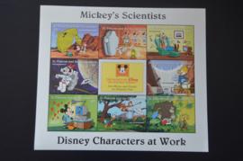 MICKEY ST. VINCENT AAN HET WERK POSTFRIS ++ M3 - 51