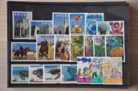 ARUBA 1995 COMPLEET POSTFRIS + N 141