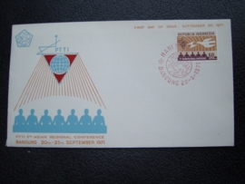 1971 FDC ZBL 703