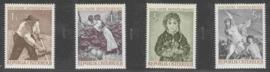 OOSTENRIJK 1961 ANK 1129-32