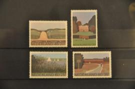 NEDERLAND 1980 NVPH 1194-97 ++ P 087