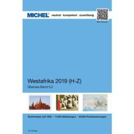 Michel Overzee 5/2 West Afrika ( editie 2019 )