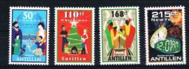 ANTILLEN 2009 NVPH SERIE 1965 DECEMBERZEGELS