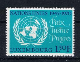 Luxemburg 1970   ++ Lux020