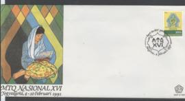 INDONESIË FDC SHP 1991-2