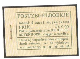 POSTZEGELBOEKJE 1941  PZB PZ 38-N POSTFRIS ++ PH
