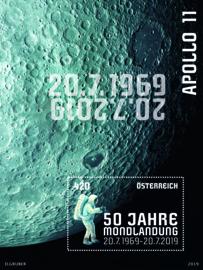 OOSTENRIJK 2020 ++ APOLLO 11 MAAN