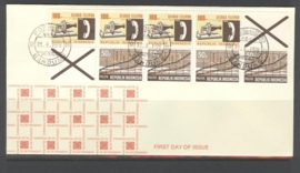 INDONESIË 1978 FDC PB 3A