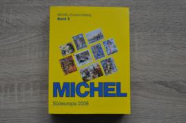 OVERJARIGE MICHEL CATALOGUS DEEL 3 ZUID EUROPA 2008
