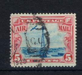 USA 1928 LUCHTPOST MCHL 310 ++ D(B) 201