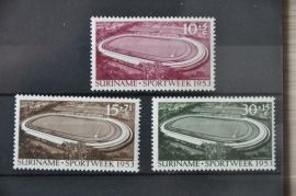 1953 NVPH 309-311  ++ M 036