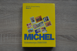 OVERJARIGE MICHEL CATALOGUS DEEL 4 ZUID-OOST EUROPA 2008/09