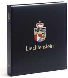DAVO LUXE ALBUM LIECHTENSTEIN DEEL I 1912-1969