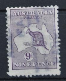 1913 MCHL 12 WM 2 KANGAROO ++ M 030