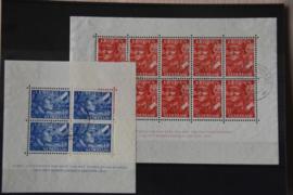 NEDERLAND 1942 NVPH 402-403 GEBRUIKT ++ D(A) 131