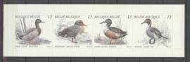 Postzegelboekjes postfris