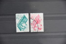 NEDERLAND 1931 NVPH 238-239 GEBRUIKT ++ A 481