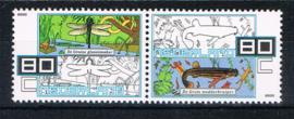 NEDERLAND 2000 NVPH 1924 ++ B 609