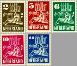 NEDERLAND 1950 NVPH SERIE 556