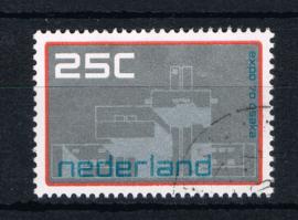 NEDERLAND 1970 NVPH 964 GEBRUIKT ++ L 589