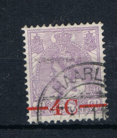 NEDERLAND 1921 NVPH 106 GESTEMPELD ++ L 534-2