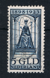 NEDERLAND 1923 NVPH 131 GESTEMPELD ++ J 344