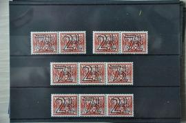 NEDERLAND 1940 NVPH 356A-D POSTFRIS ++ H 300