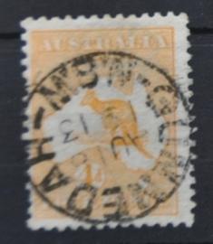 1913 MCHL 9 WM 2 KANGAROO ++ M 030