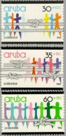 ARUBA 1986 NVPH SERIE 13