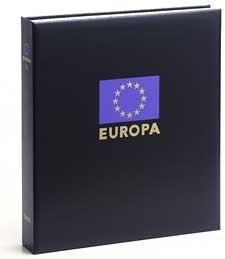 DAVO LUXE ALBUM EUROPA DEEL I CEPT 1956-1969