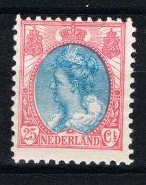 NEDERLAND 1899 NVPH 71 POSTFRIS  LEES ++ H 413