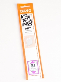 Easy stroken transparant T31 (215 x 35) 25 stuks