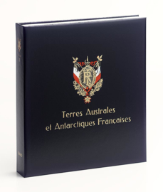 DAVO LUXE ALBUM TAAF ANTARCTICA DEEL I 1948-1999 KOOPJE!!!