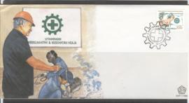 FDC Blanco SHP 1990-1995