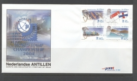 ANTILLEN 2004 FDC E362 SINGAPORE
