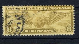 USA 1930 LUCHTPOST MCHL 323 ++ D(B) 201
