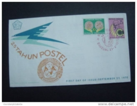 1970 FDC ZBL 685-686