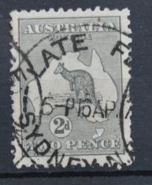 1913 MCHL 6 WM 2 KANGAROO ++ M 030