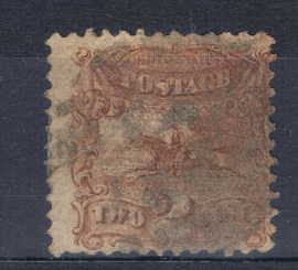 USA UNITED STATES 1869 MCHL 27  ++ C 188
