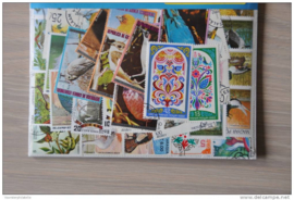 Importa Postzegelpakket 50 vogels ++ 31
