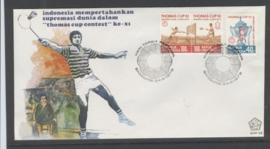 INDONESIË 1979 FDC 58
