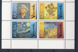 ARUBA 2010 NVPH SERIE 450 VINCENT VAN GOGH